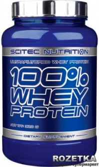 Протеин SN 100% Whey Protein 920 г Rum Melone (728633104598)
