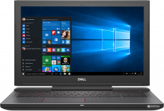 Ноутбук Dell Inspiron 7577 (I7558S2DW-418) Black