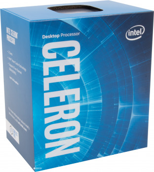 Процесор Intel Celeron G4900 3.1GHz/8GT/s/2MB (BX80684G4900) s1151 BOX