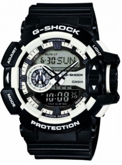 Часы Casio G-SHOCK GA-400-1AER (9313530252)
