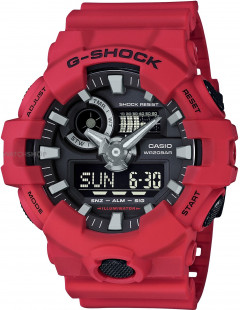 Часы Casio G-SHOCK GA-700-4AER (931378888)