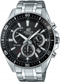 Часы Casio EDIFICE EFR-552D-1AVUEF (931371695)