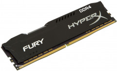 Оперативная память HyperX DDR4-2933 8192MB PC4-23500 Fury Black (HX429C17FB2/8)