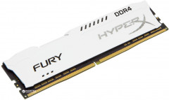 Оперативная память HyperX DDR4-3466 16384MB PC4-27700 Fury White (HX434C19FW/16)