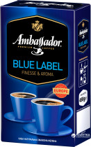 Кава мелена Ambassador Blue Label 450 г (8719325127423)
