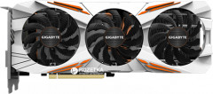 Gigabyte PCI-Ex GeForce GTX 1080 Ti Gaming OC 11GB GDDR5X (352bit) (1518/11010) (DVI, HDMI, 3 x Display Port) (GV-N108TGAMING OC-11G)