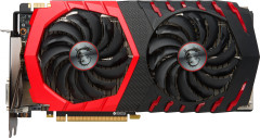 MSI PCI-Ex GeForce GTX 1080 Ti Gaming X 11GB GDDR5X (352bit) (1544/10108) (DVI, 2 x HDMI, 2 x DisplayPort) (GTX 1080 TI GAMING X 11G)