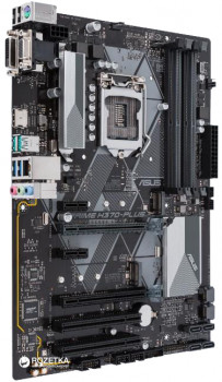 Материнська плата Asus Prime H370-Plus (s1151, Intel H370, PCI-Ex16)