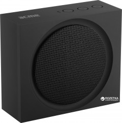 Акустическая система Acme PS101 Portable Bluetooth Speaker Black (4770070879474)