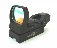 Коллиматорный прицел Vector Optics Imp 1x23x34 Multi Reticle, на ласточкин хвост 11 мм. (SCRD-18B)