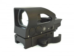 Коллиматорный прицел Vector Optics Ratchet 4 Reticle Sight (SCRD-23)