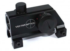 Коллиматорный прицел Vector Optics 1x20 Claw Green / Red Dot (SCRD-15)