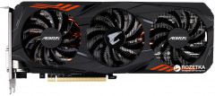 Gigabyte PCI-Ex GeForce GTX 1070 Ti Aorus 8192MB GDDR5 (256bit) (1607/8008) (DVI, HDMI, 3 x Display Port) (GV-N107TAORUS-8GD)