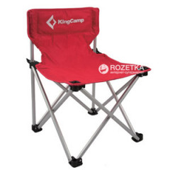 Стул складой KingCamp Compact Chair M Red (KC3802 red)