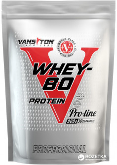 Протеин Vansiton WHEY-80 900 г (VS-0017)