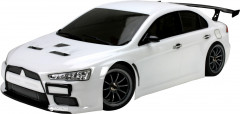 Модель автомобиля Team Magic Шоссейная E4JR Mitsubishi Evolution X 1:10 2.4 ГГц White (2711738383140)