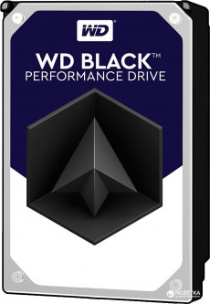"Жесткий диск Western Digital Black 4TB 7200rpm 256MB WD4005FZBX 3.5"" SATA III"