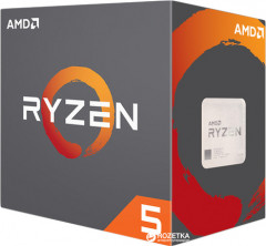 Процессор AMD Ryzen 5 1600X 3.6GHz/16MB (YD160XBCAEWOF) sAM4 BOX