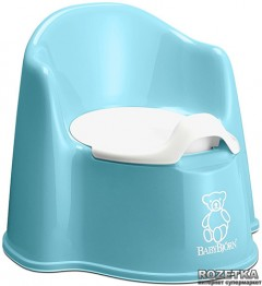 Горшок Baby Bjorn Potty Chair Бирюзовый (55113)