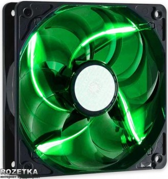 Кулер Cooler Master SickleFlow 120 2000 RPM (R4-L2R-20AG-R2) Green