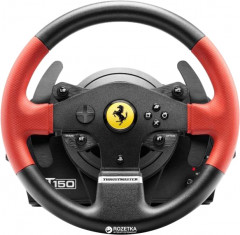 Проводной руль Thrustmaster T150 Ferrari Wheel PC/PS3/PS4 Black (4160630)