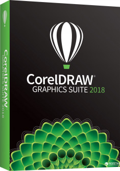 CorelDRAW Graphics Suite 2018 Single User Business Upgrade License (электронный ключ) (LCCDGS2018MLUG)