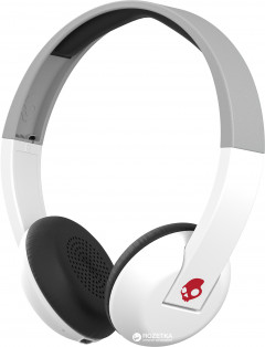 Skullcandy Uproar BT White/Gray/Red (S5URHW-457)