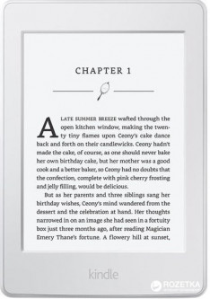Amazon Kindle Paperwhite 2016 White
