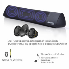Torpedo Bluetooth Soundbar