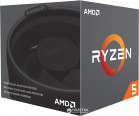 Процессор AMD Ryzen 5 2600 3.4GHz/16MB (YD2600BBAFBOX) sAM4 BOX - изображение 2