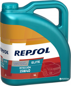 Моторное масло Repsol Elite Injection 15W40