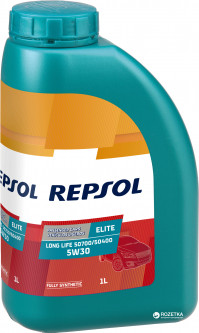 Моторное масло Repsol Elite Long-Life 50700/50400 5W30