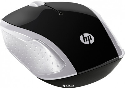 Миша HP 200 Wireless Silver (2HU84AA)
