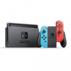 Nintendo Switch Red Blue (US)