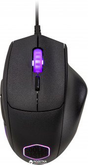 Мышь Cooler Master MM520 USB Black (SGM-2007-KLON1)