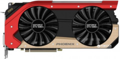 Gainward PCI-Ex GeForce GTX 1080Ti Phoenix Golden Sample 11GB GDDR5X (352bit) (1556/11000) (DVI, HDMI, 3 x DisplayPort) (426018336-3934)