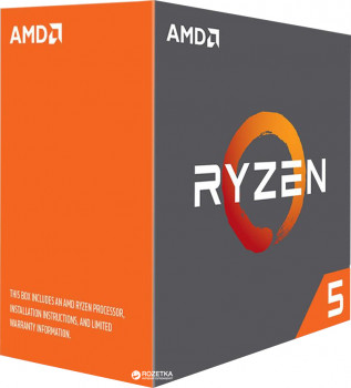 Процесор AMD Ryzen 5 1500X 3.5GHz/16MB (YD150XBBAEBOX) sAM4 BOX