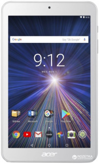 Планшет Acer Iconia One 8 B1-870 (NT.LEREE.004) White