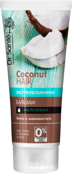 Бальзам Dr.Sante Coconut Hair 200 мл (4823015938245)