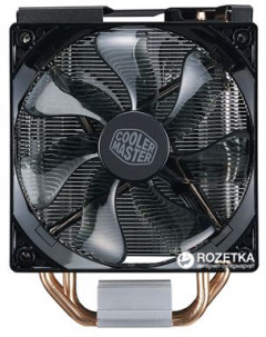 Кулер Cooler Master Hyper 212 LED Turbo (Red Top Cover) (RR-212TR-16PR-R1)