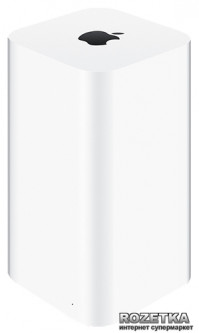 Маршрутизатор Apple AirPort Time Capsule 2TB A1470 (ME177RS/A) (SC86VJ1JGF9H5) - Уценка