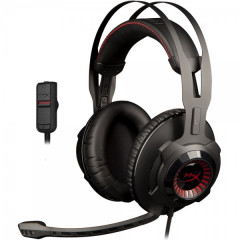 Игровая гарнитура Kingston HyperX Cloud Revolver Gaming Headset (HX-HSCR-BK/EE)