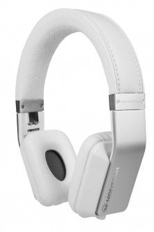 Наушники Monster® Inspiration Lite On-Ear White