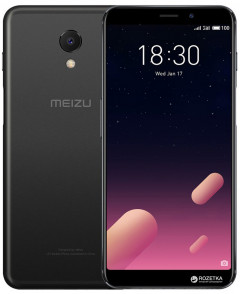 Meizu M6s 3/64GB Global Black