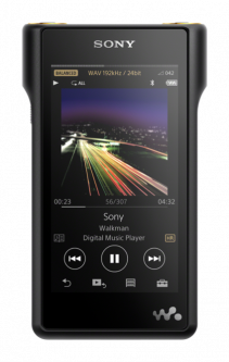 MP3 плеер Sony NW-WM1A Black