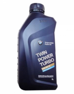 Моторное масло BMW TwinPower Turbo Longlife-12 FE 0W-30 1л 83212365935