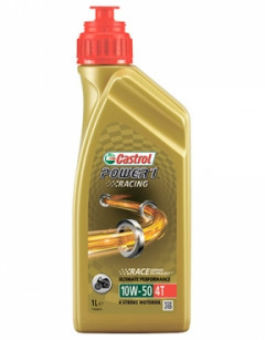 Моторное масло Castrol Power 1 Racing 4T 10W-50 1л MW-P4T105-12X1L1