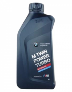 Моторное масло BMW M TwinPower Turbo 10W-60 1л 83212365924