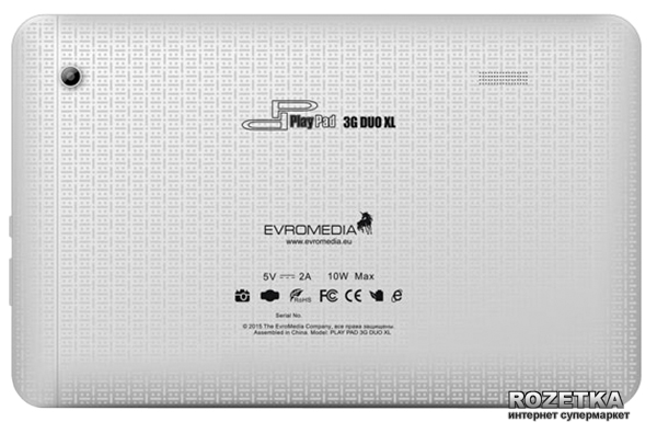 Evromedia playpad 3g duo xl отзывы