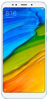 Xiaomi Redmi 5 Plus 4/64GB Blue (Global Rom + OTA)